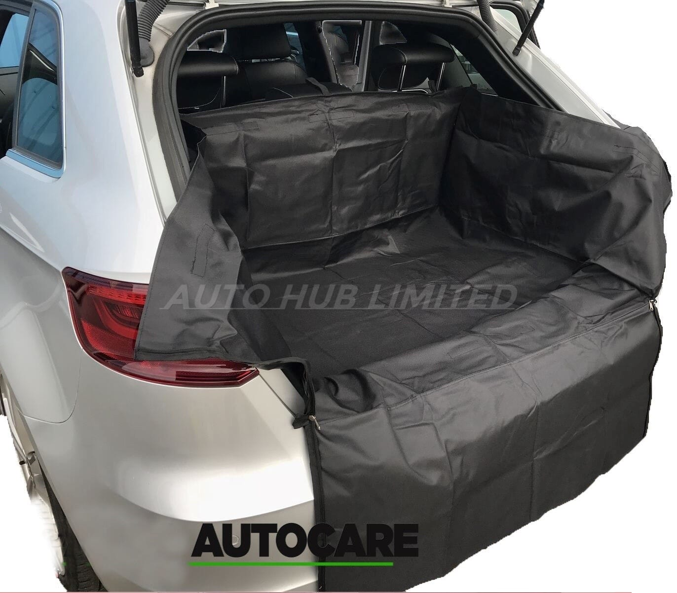 Quilted Pet Dog Heavy Duty Boot Liner Protector For Volvo V50 2004-2012 Estate